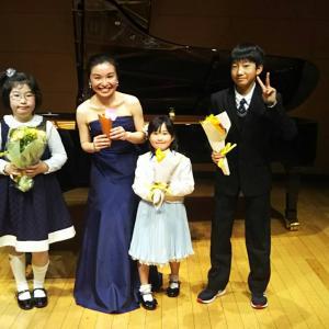 来年度の募集について♪ (船橋市・ピアノ教室)