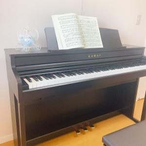 電子ピアノの音が、変になりました、、、 (船橋市・ピアノ教室)