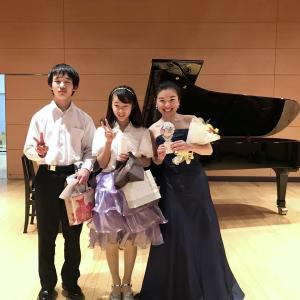 発表会♡記念品を買いに! (船橋市・ピアノ教室)