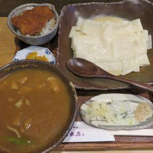 【旅打ち競艇@桐生(3回目)】毒島誠選手もよく訪れるという「藤屋本店」でひもかわうどんを食べてみた