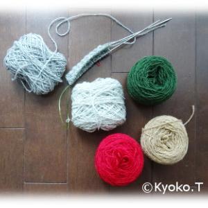 編み込みの色の悩み