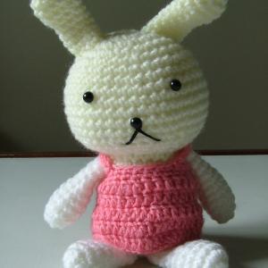 16年前の編みぐるみ・・・