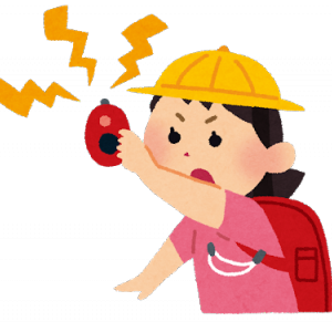 防犯ブザーってあれ意味あんのか?例えば、今、家の外で防犯ブザーが「ブィィィィイイ!!」って鳴って
