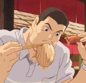 アニメ三大飯テロ「ハイジのチーズ」「千尋の父ちゃんの玉ねぎ」