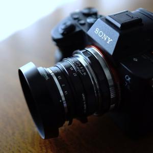 Foigtlander NOKTON Classic40mmF1.4 SC レビュー