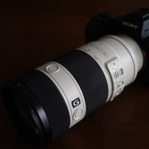 SONY FE70-200 F4 G OSS(SEL70200G)レビュー