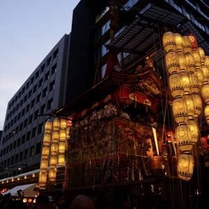 京都の夏祇園祭