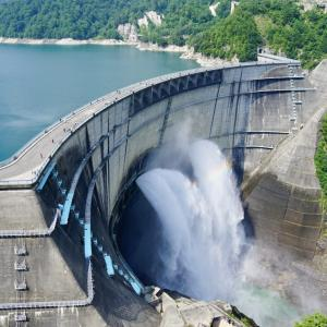 56年目の黒部ダム