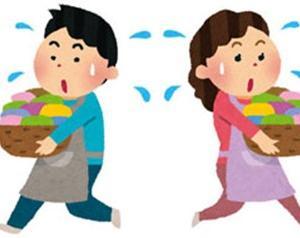 Excelで家事の方法を共有・分担する夫婦
