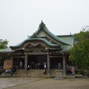 大坂城豊国神社(御朱印)