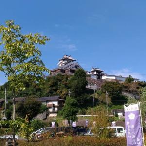 明智光秀ゆかりの福知山城