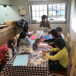 【子供が主役のハピネスマップ開講してきました!】