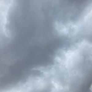 今日の空 & 2021.9.25   今日はこんな日と占ってみた