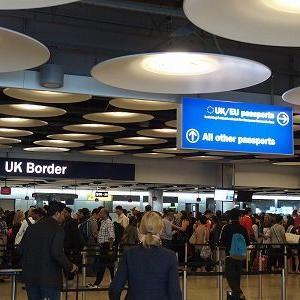 2019年 春 イギリス旅行記 ② ロンドン到着~ホテルチェックイン等
