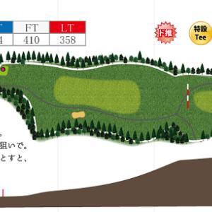 【コース攻略】大阪パブリックゴルフ場 5番ホール