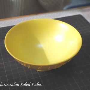 【レッスン風景】お茶碗内貼りとリムアレンジ♡ポーセラーツスキルアップレッスン