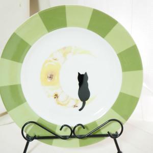 【私の学び】リム貼りと分解構成は『猫と月』で♡アールポーセカリキュラム作品