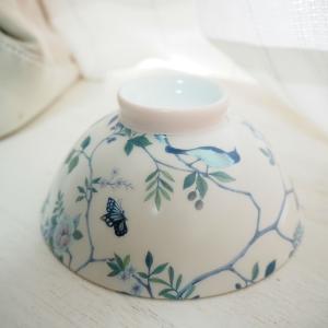 【私の学び】お茶碗全面貼り♡アールポーセカリキュラム作品