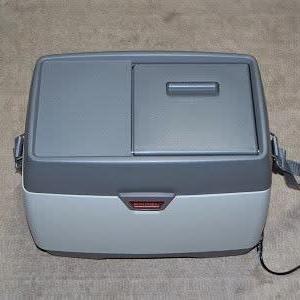 エンゲル冷蔵庫のACアダプター製作
