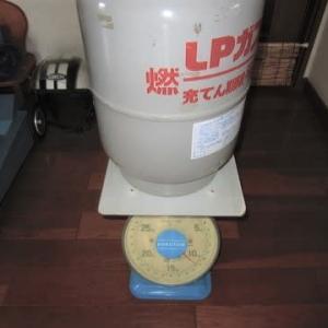 LPGボンベの検査とガス充填