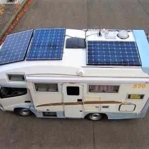 ソーラーでエアコンの電力をまかなう その2