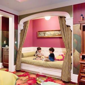 ディズニーランドホテル宿泊。