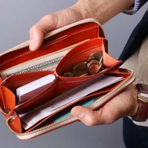 【モノマネ】長財布を使っても金持ちにはなれない理論、投資では有効である場合が多い。