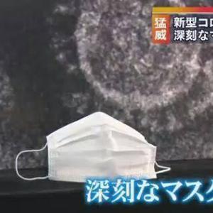 【朗報】マスク、価格暴落www