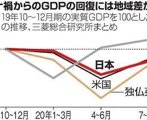 【衝撃】アメリカ、ガチで中国に負けるかも!1人勝ち状態、経済規模はあと5年で米国の90%に迫る