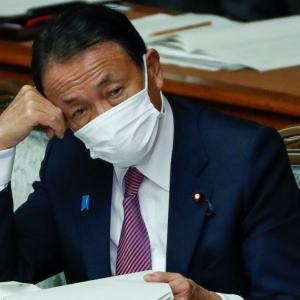 【悲報】麻生太郎「10万円の再給付は絶対しない!なぜかって?カネに困っている人は少ないからだよ」
