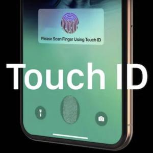【朗報】Apple、今年も爆益間違いなし!iPhone13に搭載される画面内指紋認証、認識範囲が広く動作も早く爆売れ確定へ