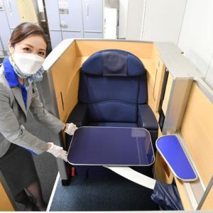 【悲報】ANAさん、赤字がヤバすぎてファーストクラスのシートや飛行機の窓をヤフオク出品wwwwwww