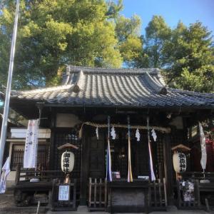 池袋 御嶽神社