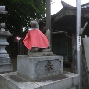 加須市不動岡 稲荷神社