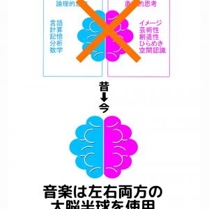 音楽で脳を育てよう!そして幼児期には聴覚を鍛えよう!(宝塚市中山・山本・雲雀丘花屋敷ピアノ教室)