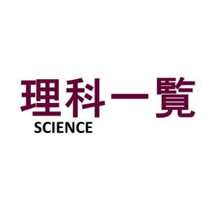 【中学理科】学習内容一覧(定期テスト・高校入試対応)