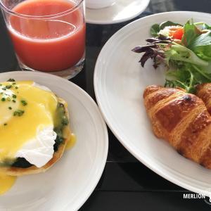 朝食レストラン対決!スパゴvsクラブ55「マリーナベイサンズ」宿泊記④