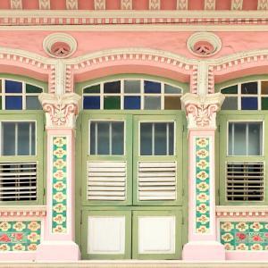 「カトン」シンガポール女子旅におすすめ!プラナカン建築と雑貨の町