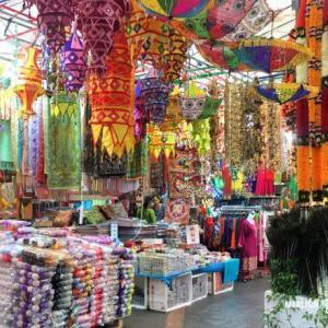 ヒンドゥー教のお正月!光の祭典「ディパバリ」をシンガポールで体験