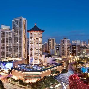 シンガポールのショッピング天国「オーチャード」おすすめホテル5選