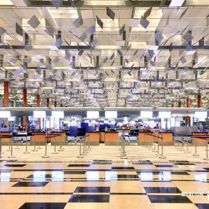 チャンギ空港「ターミナル3」シンガポール航空の日本路線が発着