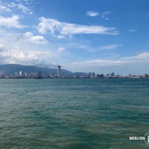 マレー半島縦断1800km『深夜特急』の旅④:東洋の真珠「ペナン島」へ