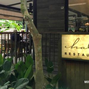 休日ブランチ!緑の溢れるボタニックガーデンのレストラン「ハリア」