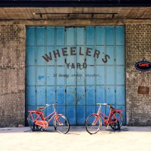 人気インスタスポットの正体は?自転車屋×カフェ「ウィラーズヤード」