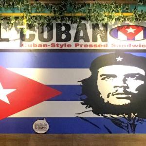 ゲバラのもとに集え!キューバ・サンドイッチ革命「El Cubanos」