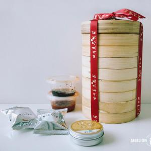 7月末まで!中華セイロ4段で届く「四川豆花飯荘」の飲茶デリバリー