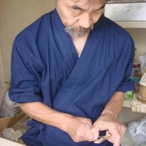 徳島発 士心庵 分解できる竹製のれん棒