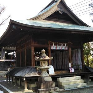本日は滋賀県で神社巡り