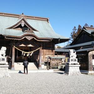 大歳神社(浜松市東区)でいただいた御朱印まとめ
