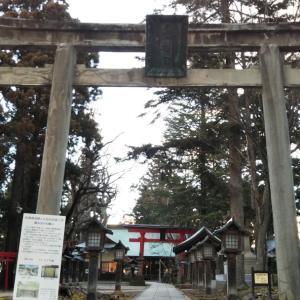 蠶養國神社(福島県会津若松市)
